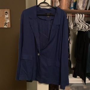 Blue Blazor